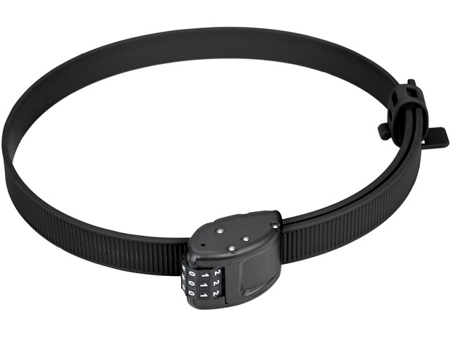 OTTOLOCK Cinch Lock Bike Lock 75 cm black